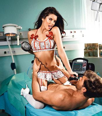 Le fantasme de l'infirmière