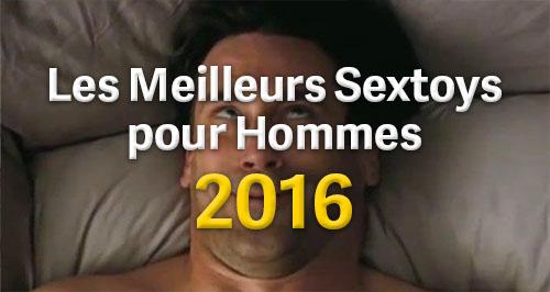 Top 10 des Sextoys pour Homme 2016