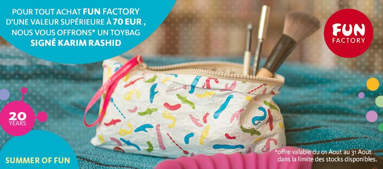 Fun Factory Summer of Love