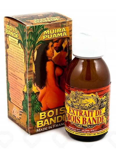 Bois Bandé Muira Puama