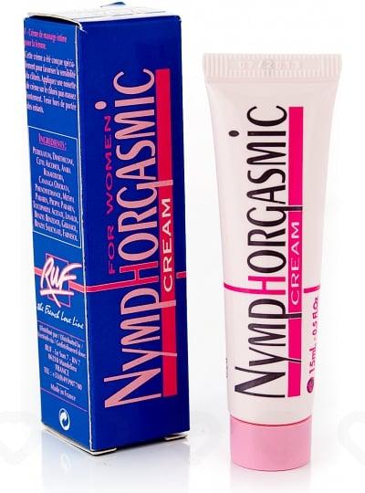 Crème Nymphorgasmic 15 ml