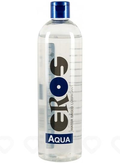 Lubrifiant Eros Aqua 500 ml