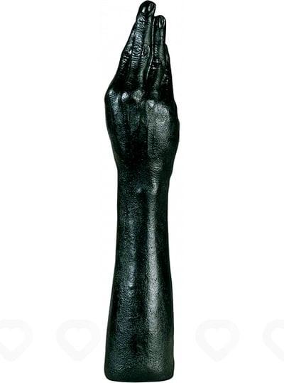 Gode Main Noire pour Fist All Black