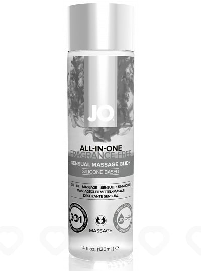 Gel de Massage Silicone Sans Parfum 120 ml