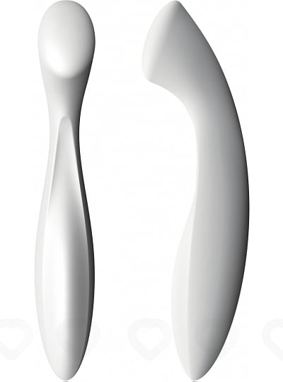 Godemichet Lelo Ella - Blanc