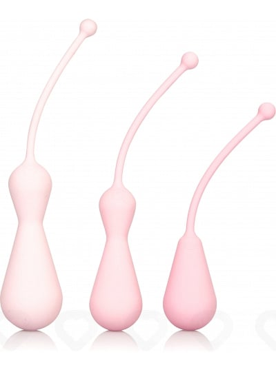 Kit d'Entrainement Périnée Weighted Silicone Kegel