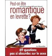 Librairie Coquine Peut-On Etre Romantique en Levrette