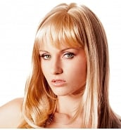 Perruque Blonde Cheveux Longs