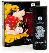 Aphrodisiaque pour Homme Crème Intensifiante pour le Couple Dragon Shunga
