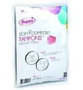 Nettoyants pour Sextoys Soft-Comfort Tampons Dry Beppy x30