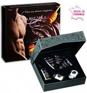 Huiles de Massage Coffret Dessert Voulez-Vous...