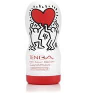 Mon 1er Sextoy pour Homme Tenga x Keith Haring Original Vacuum Cup
