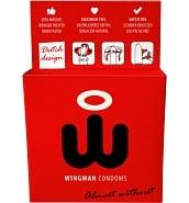 Promotions Bien-Etre Préservatifs Rapides Wingman x3