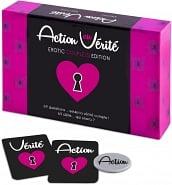 Divers Jeu Action ou Vérité Erotic Couple(s) Edition