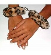 Menottes et Cordes Menottes Poignets Métal Tigre