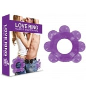 Cockring - Anneau Vibrant Cockring Love Ring Erection