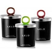 Promotions Bougie de Massage Lelo