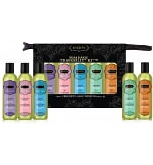 Huiles de Massage Coffret Tranquility 5 Huiles de Massage Aromatiques Kamasutra