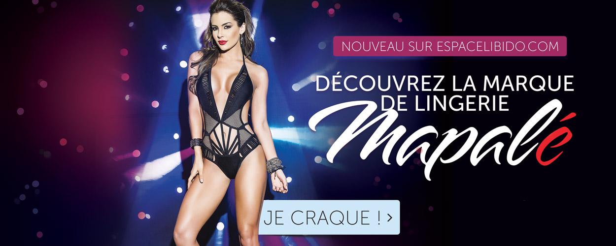 Nouveau: Découvrez la marque de lingerie Mapalé !
