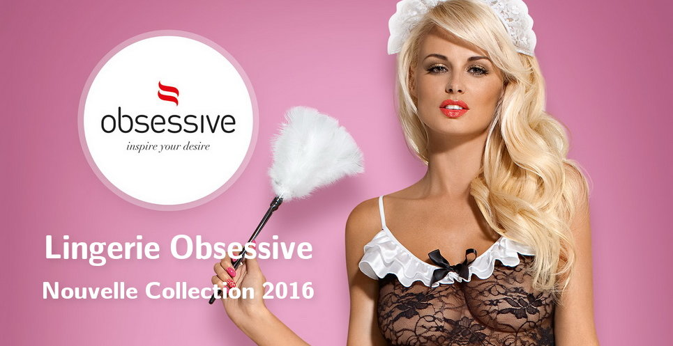 Obsessive - Lingerie Sexy