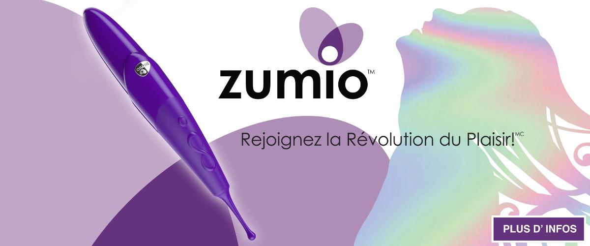 Zumio : rejoignez la révolution du plaisir !