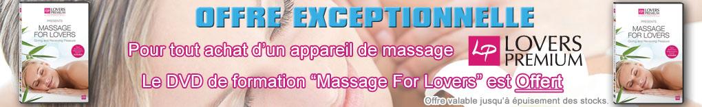 Appareil de Massage LoversPremium